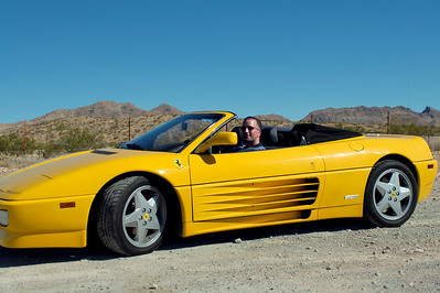 Ferrari 384 (1994) - Mark Piermarini