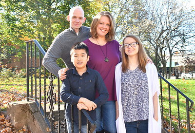 Bonnie Plourde Family Portraits - November 2, 2019