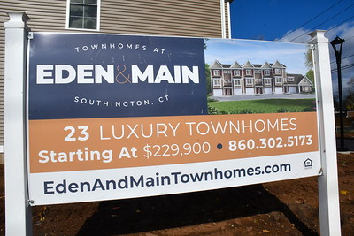 Eden & Main Townhomes - November 7, 2019