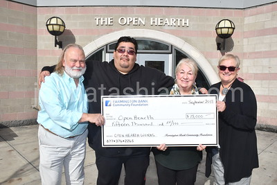 Farmington Bank Community Foundation - Open Hearth - October 28, 2019