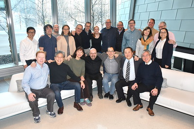 The Jackson Laboratory - Staff Group Photo - January 8, 2020