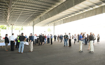 Solar Powered Natural Gas Fueling Station Grand Opening
