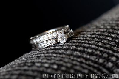 My rings 1/20 at f6.3 ISO 1600