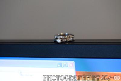 My rings 1/40 at f4 ISO 1600