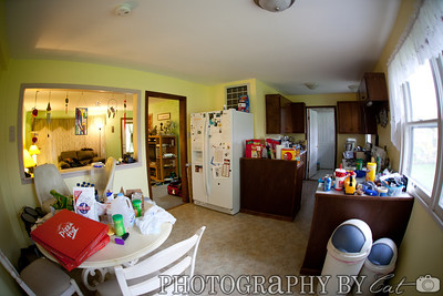 our kitchen / dining area