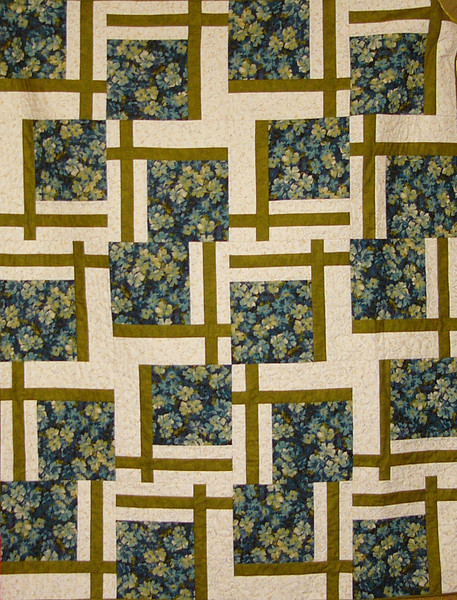 BQ2, Quilt made by Corinne Schroeder<br /> Pattern and fabrics available while supplies last