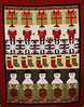 Christmas row by row with Corinne Schroeder<br /> class/book/fabric available