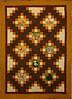 D'etta's Irish Warmth<br /> Quilt by Mary Lou Gallucci<br /> Pattern, kit and class available