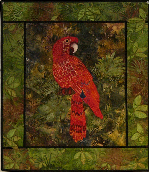 Bodacious Applique by Corinne Schroeder<br /> a class on applique and thread play