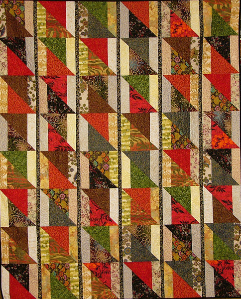 Bamboo Pinwheels, by Corinne Schroeder<br /> Pattern, and fabrics available while they last<br /> class coming soon