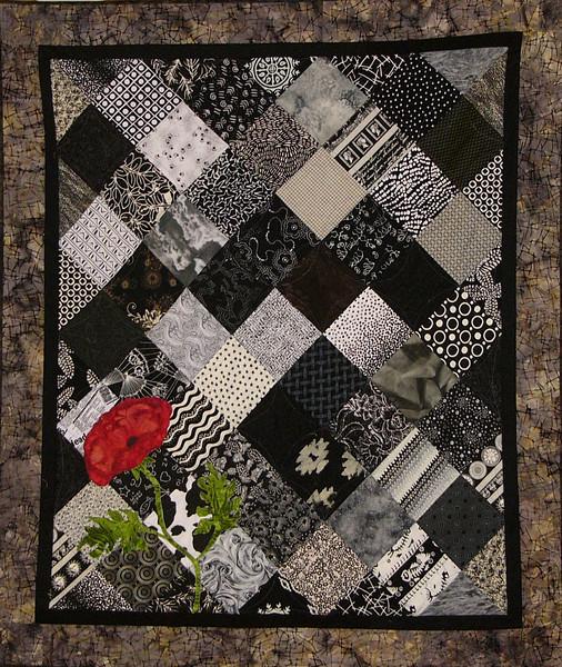 Black and White 60K diamonds by Corinne Schroeder