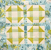 Quilt in a Box kit using Al Fresco line from Marcus Brother.<br /> Wall hanging or table topper size $15.99