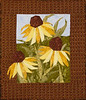 Cone Flower by Corrine Schroeder<br /> kits available