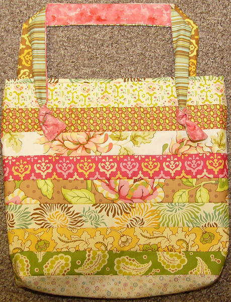 Jelly Bag<br /> Made by Jessica Griffin<br /> Pattern available