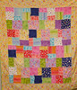 Seams Raggy quilt by Aimee Griffin<br /> kit,pattern and class available