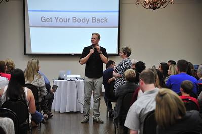 PG Fit - Mark McDonald Seminar