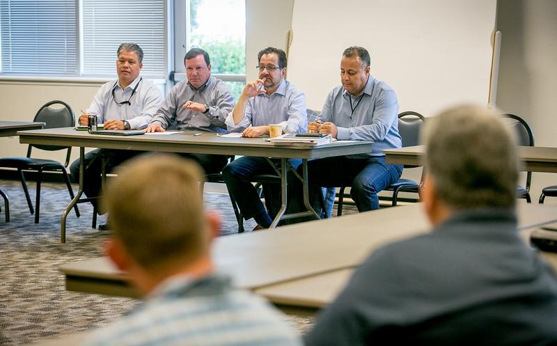 IBEW-PG&E Gas Meeting