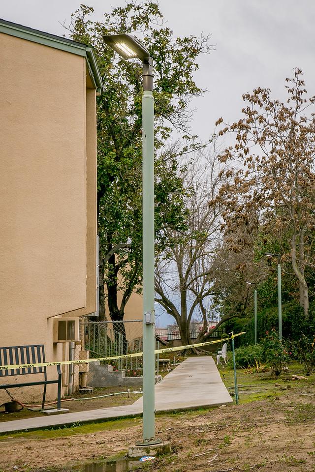 PG&E Lighting-Vintage Gardens-Fresno