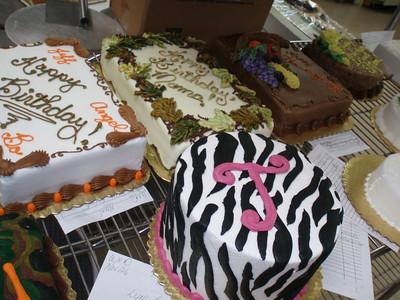 THANKSGIVING CAKES!