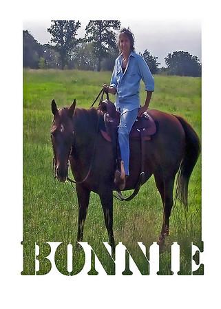 Bonnie of course
