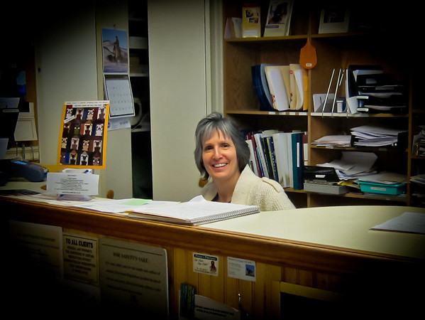 Bonnie Janz. The mastermind of Panorama vet in Winfield Bc