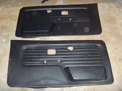 BMW e30 door cards