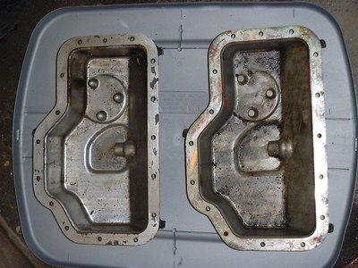 e30 lower oil pans