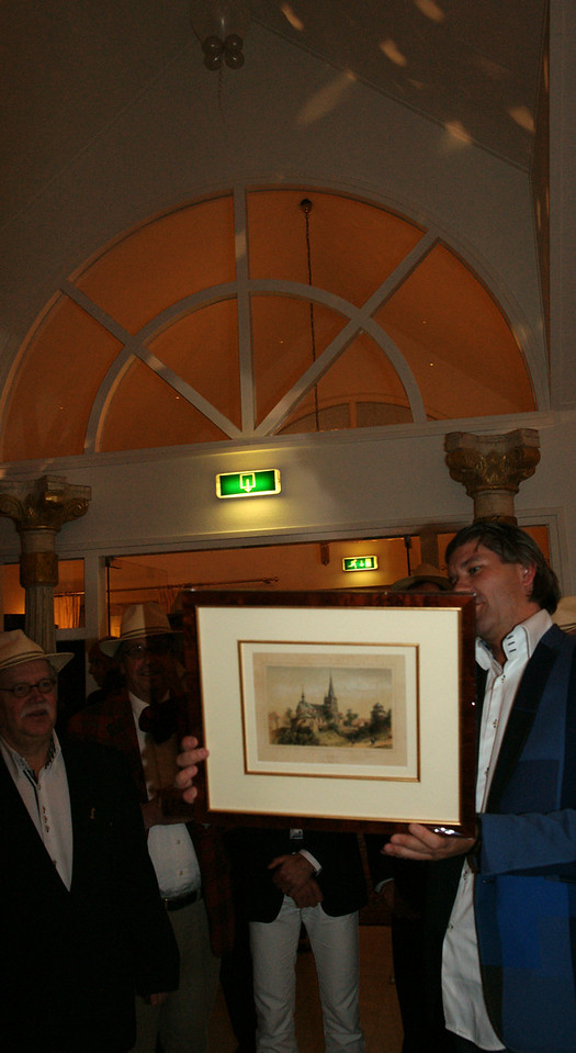 Op bezoek bij Restaurant De Pastory te Cadier en Keer 11 oktober 2010