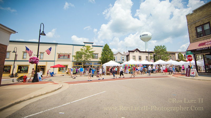 Mount Horeb Art Fair - 2014
