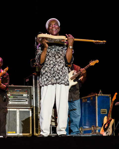 Buddy Guy, Bergen PAC