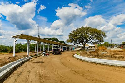 New Charleston Train Station...