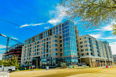 Convenience living.. condos with a grocery store within steps of your front door.. or elevator