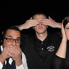 DJ Gregg (In White), Lindsey & Kristen