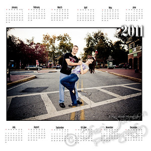 12 x 12 calendar