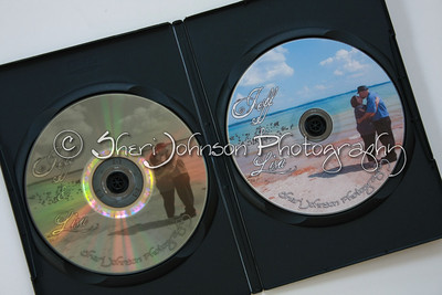 """Image and Wedding Video DVDs"""