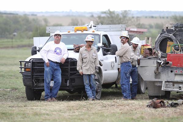 Pole Top Rescue 2012