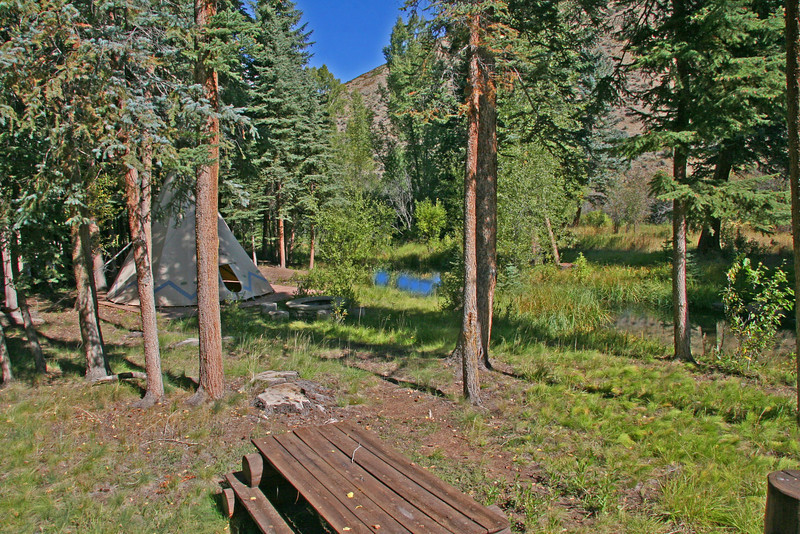 Ponds Pitkin Co Colorado