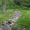 Stream reconstruction eagle co.  I did not do this particular secion of stream. It was done by the landowner.