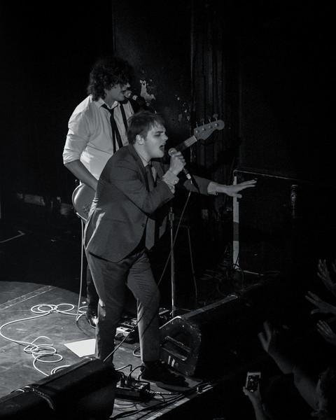 Gerard Way at Irving Plaza, 2014