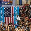 President Barack Obama campaigns for Hilary Clinton in Miami