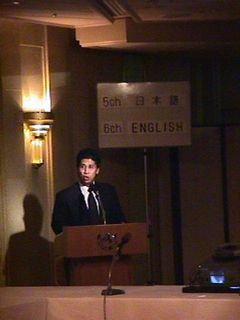 Press Meetings- Japan (Oct 28)