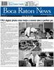Boca News May 28, 2006 Sunday Digital Photography class 300dpi