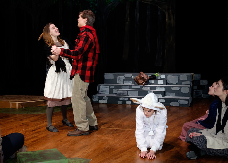 2018-02 Into the Woods Rehearsal 0694