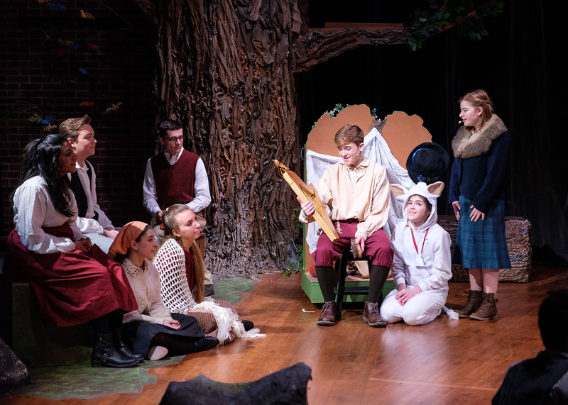 2018-03 Into the Woods Rehearsal 0960