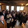 The Rensselaer County Regional Chamber of Commerce along with Columbia Development Companies announce that the Chamber will move to the Historic Proctor's Theater Building on 4th Street in Troy,  Thursday February 27, 2014. (Mike McMahon / The Record)