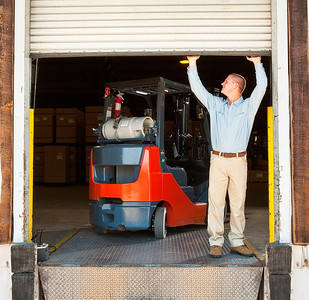 Propane Forklift Photos for Download