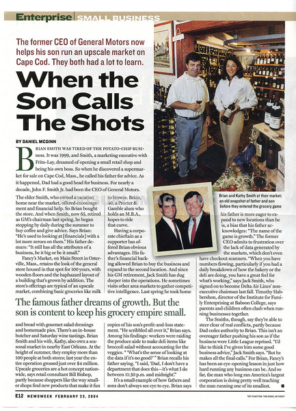 Magazine - Article