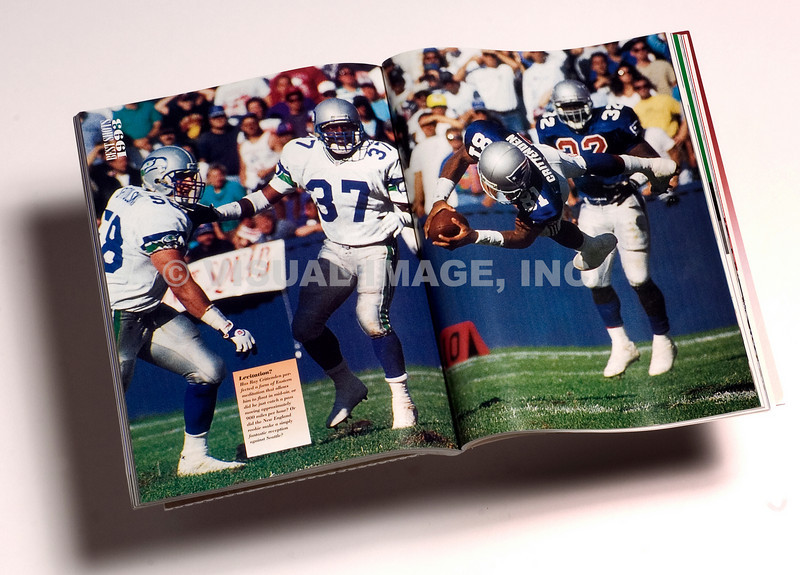 Program Magazine Photo - NFL - Super Bowl