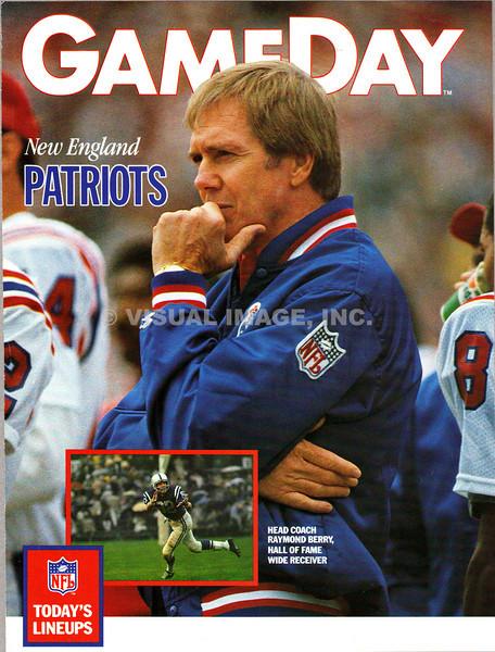 NFL Magazine - Cover