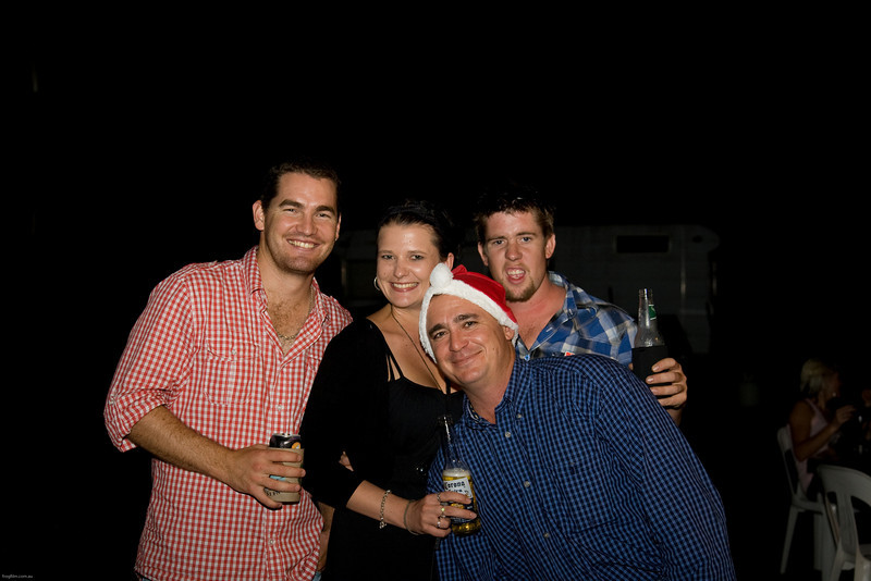 Queensland tipper hire xmas09-107